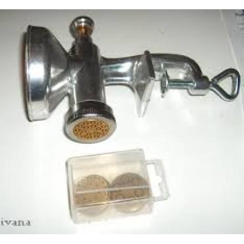 Torchio per pasta for Valutazione ottone usato