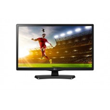 "TV LED 24"" LG 24MT49VF Full HD + DECODER SATELLITARE"