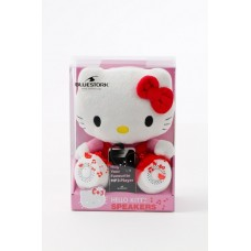 CASSE PORTATILI MP3 OEM HELLO KITTY BS-KITTY-PLUSH