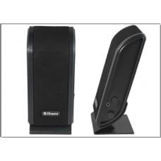 CASSE 2.0 XTREME SLIM USB 33200 BLACK