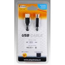 CAVO USB A/B 2MT XTREME